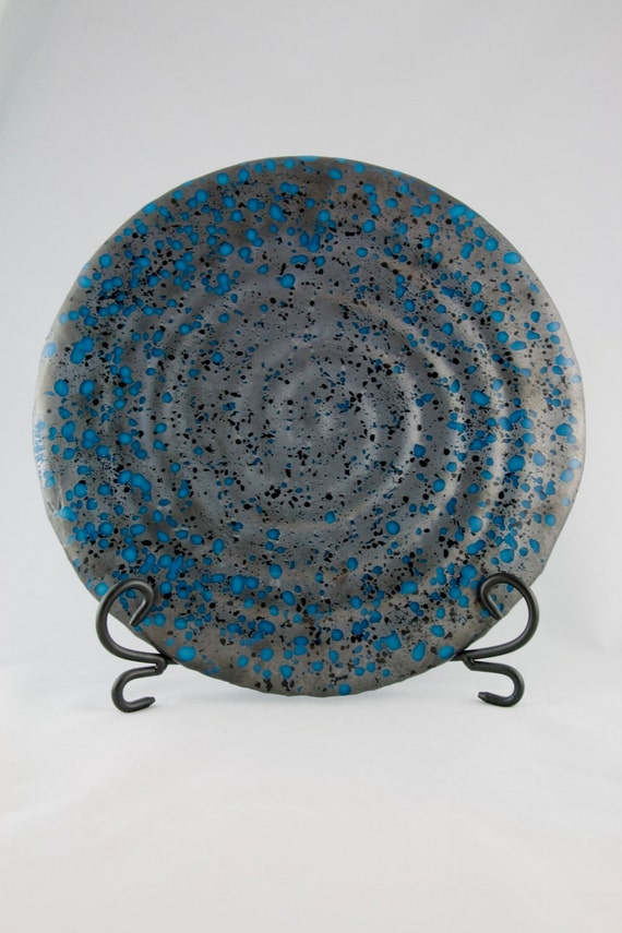 Asteroids Glass Plate