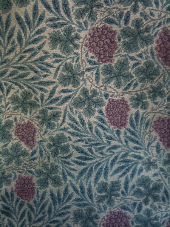 WILLIAM MORRIS Tapestry/Upholstery Fabric, Morris & Co., Sanderson, London
