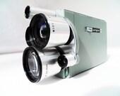 Seafoam Argus M3 8mm Movie Camera
