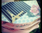 A little bit of Paris - Decoupaged jewelry or collection box