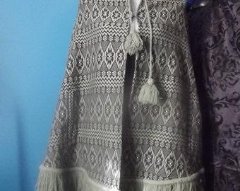 Vintage wrap or shawl