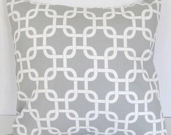 Decorative pillow cover Pillow Sham Cushion cover storm gray Gotcha