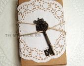 Stationery Scrapbooking Set 60 Mini Airmail Envelopes 60 Photo Cards 60 Kraft Sealing Stickers DIY Korea