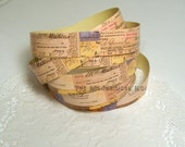 Travel Deco Tape Sticker Vintage Tickets Ephemera Decorative Train Boat Airplane Romantic