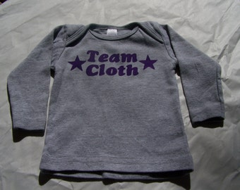 3-6 Month Team Cloth Long Sleeved Tee