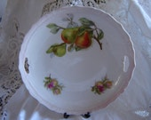 Vintage Wedding table decor-Antique China - Cakeplate/vintage plate-collectible porcelain china-serving and dining