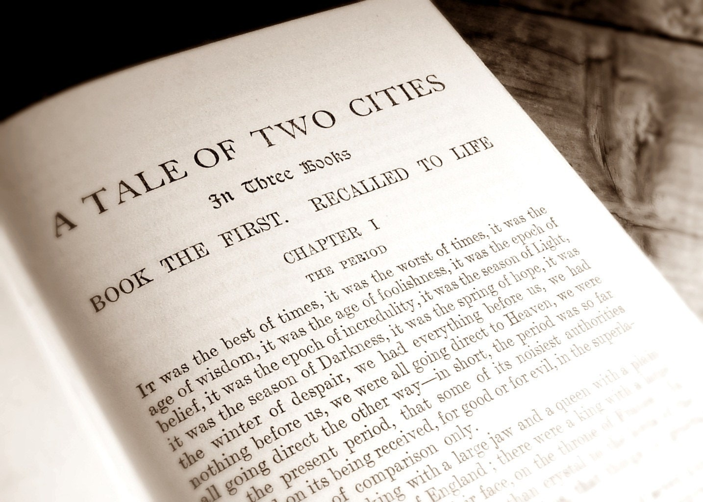 A tale of two cities sydney carton essay