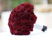 Wedding Bouquet for the Valentine's Day Bride
