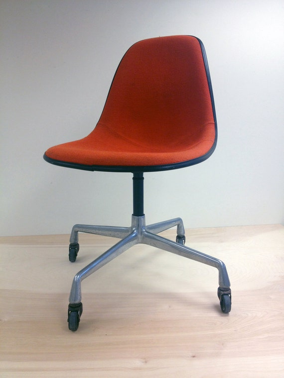 retro office chair | match made on hudson