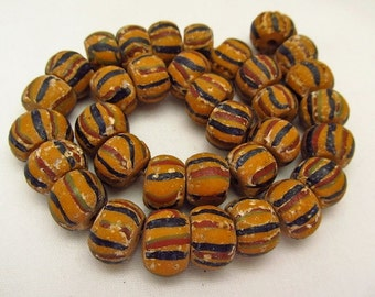 Antique Venetian Glass Beads