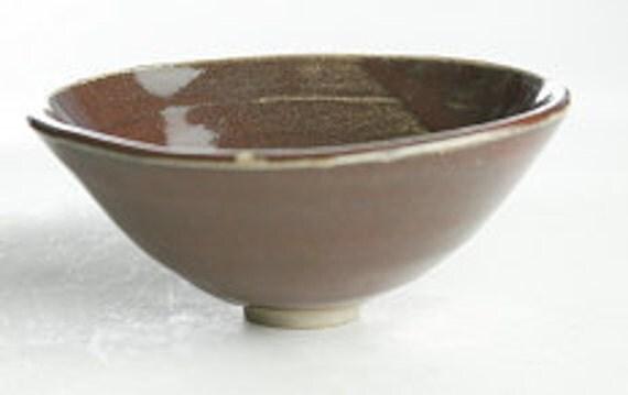 Burnt Red Bowl