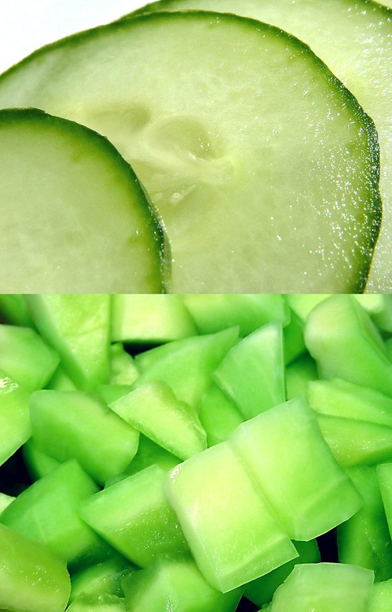 Cucumber Melon Fragrance Oil 1 Ounce   100% Concentrated  LOW SHIPPING