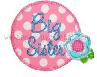 Cute Big Sister or Little Sister Designs