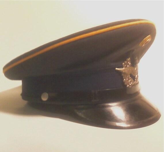 1960's German Navy Officers Hat