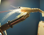 Mr. Shrimp - Hand crafted fly tying saltwater fly fishing lure