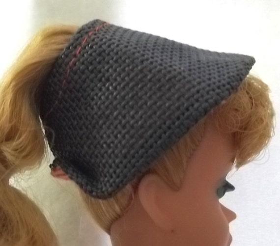 Vintage Barbie 1960 Busy Gal Hat