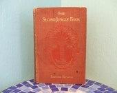 The SECOND JUNGLE BOOK by Rudyard Kipling 1895 The Century Co. 1st Edition