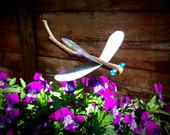 Appalachian Spirit Dragonflies, garden art , special occasion gift, each one hand made