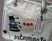 Cutesy Dalek Bag