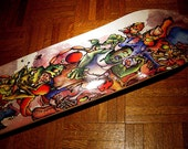 Zombie Lunch Skateboard Deck