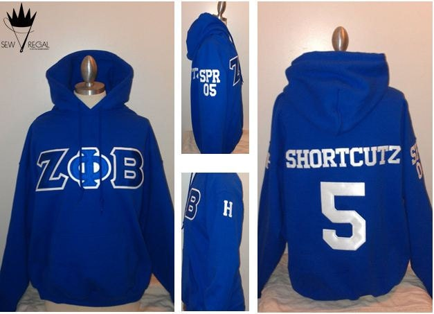 Custom greek hoodies