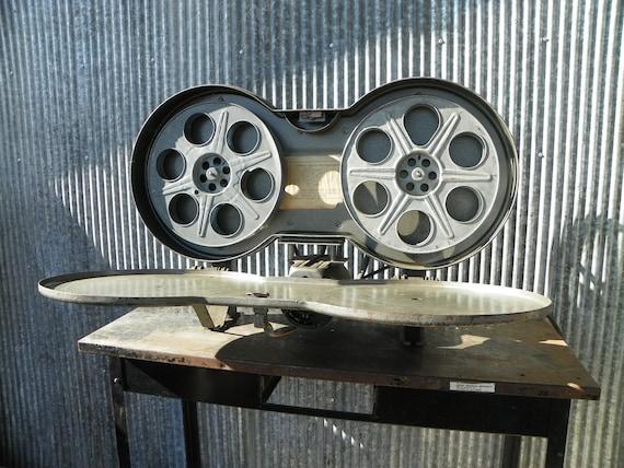 Vintage Goldberg Movie Reel Rewinder 16MM and 35MM Vintage