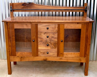 Black Walnut Sideboard