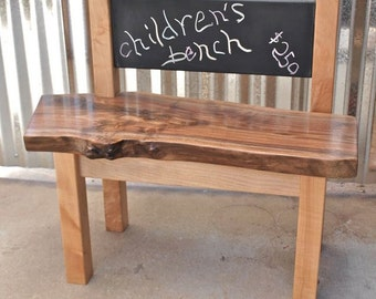 Children's Bench