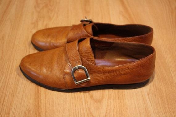 RESERVED FOR PAULINE: Vintage 90s Nine West Buckle Shoe Size 6.5