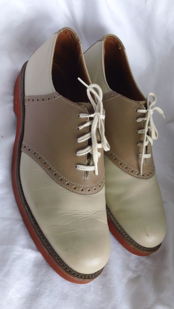 RESERVED Gatsby Classic Summer Cole Hann Saddle Shoes Size 9