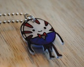 SALE-- Adventure Time Peppermint Butler Necklace