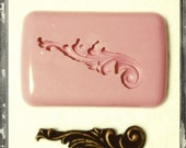 Baroque Flourish Silicone Mould