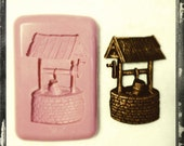 Wishing Well Silicone Mould