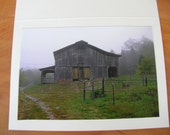 "Photo Note Cards  Set of 4  Series ""The Homestead"" Handmade LittlestSister"