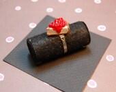 Cherry Cheesecake Ring