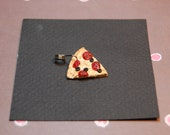 Pizza Necklace Charm