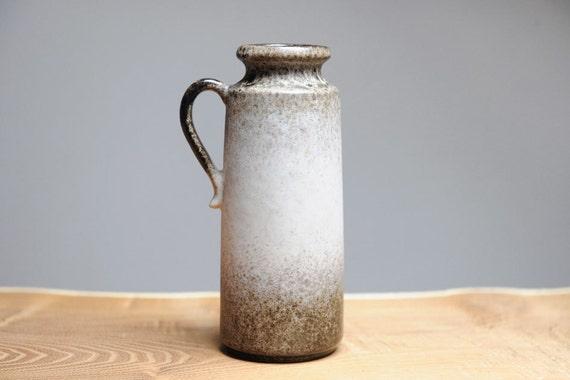 West German handled vase by Scheurich (401-20)