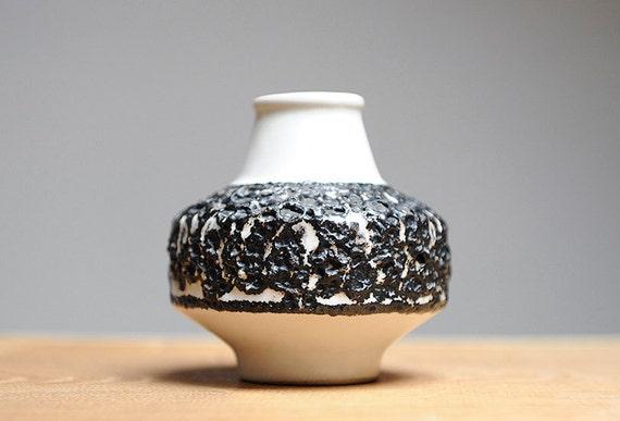 West German vase by Ilkra Edel Keramik