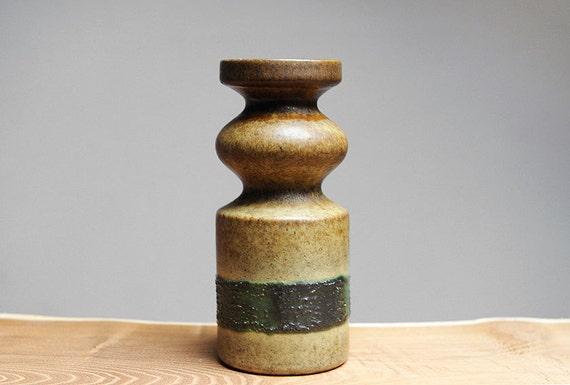 Mid century vase by VEB Haldensleben (3077B)