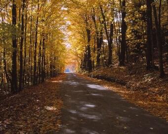 New Hampshire Photography, Fall Foliage, New England
