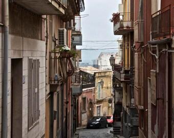 Sicily Photographs, Italy, Motta S'ant Anastasia, Fine Art Print