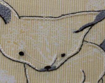 Kitty-Kins Hand Embroidery PDF Pattern