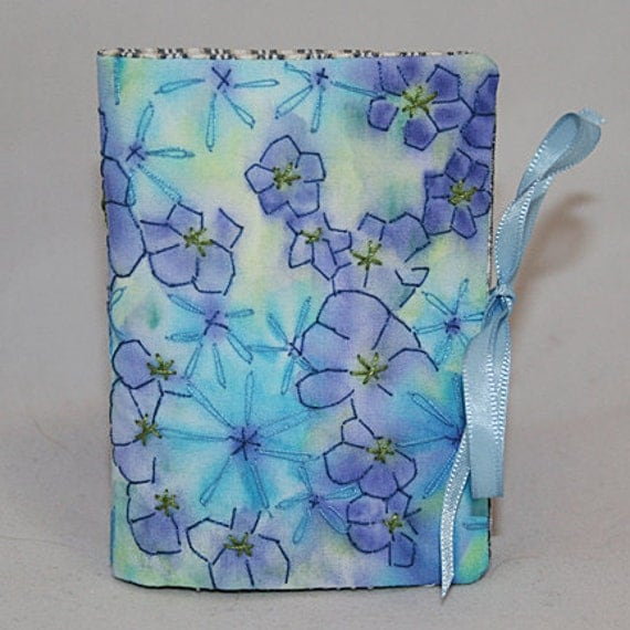 Painted and Embroidered Needlebook