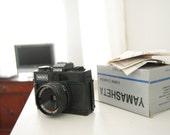 SALE, Vintage Camera, 35 MM, Yamasheta, was 22.00