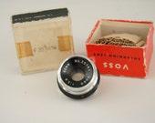 Vintage Camera Lens, Voss
