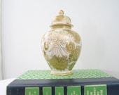 Vintage Miniature Ginger Jar