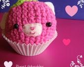 Beary Cupcake