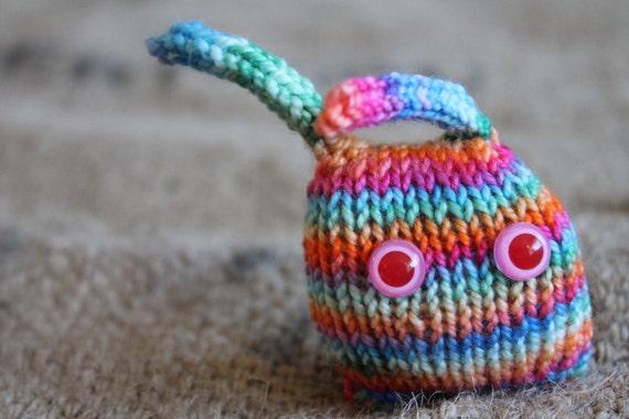 mini bunny nuggets, plush rainbow friends - teeny tiny monster (ready to ship today)