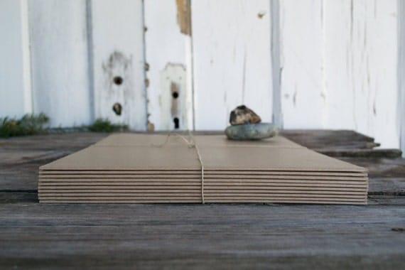 "10, 11 x 13.5"" self-sealing, large stay flat cardboard mailers"