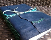 A5 Leatherbound Notebook 2